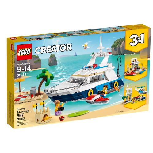 LEGO® Creator Cruising Adventures - 31083 Product image