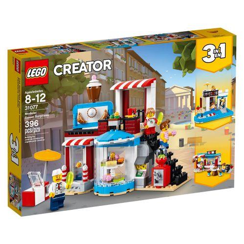 LEGO Creator, Un univers plein de surprises – 31077 Image de l'article