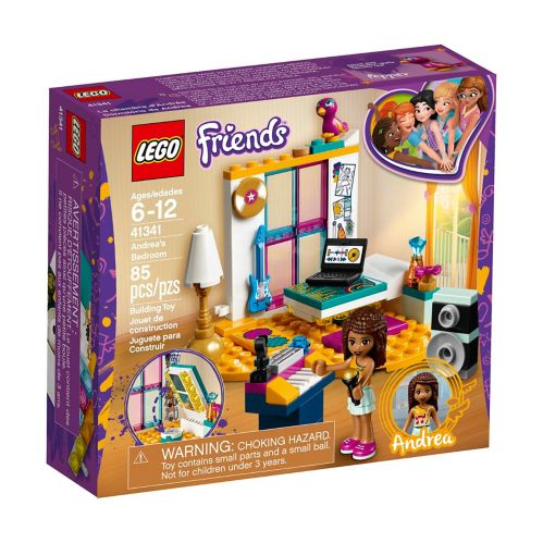 LEGO Friends, La chambre d'Andréa – 41341 Image de l'article