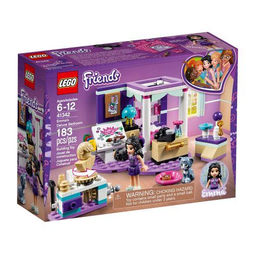 LEGO® Friends Emma's Deluxe Bedroom - 41342 Product image