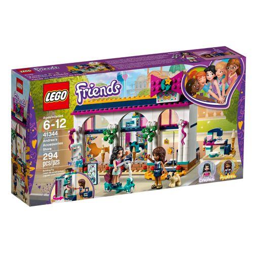 LEGO Friends, La boutique d'accessoires d'Andréa – 41344 Image de l'article