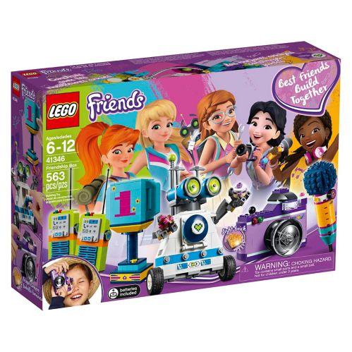 LEGO Friends, La boîte de l'amitié – 41346 Image de l'article