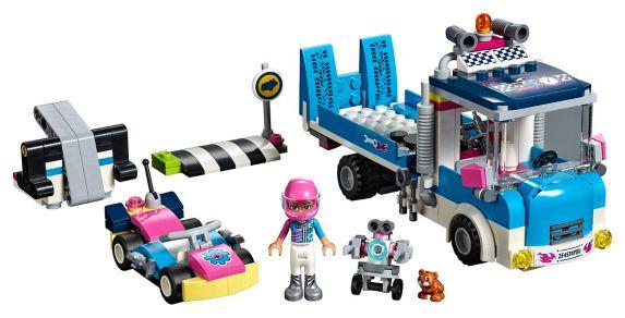 LEGOMD Friends, Le camion de service - 41348 Image de l'article