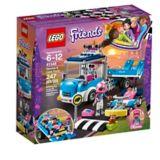 LEGOMD Friends, Le camion de service - 41348 | Legonull