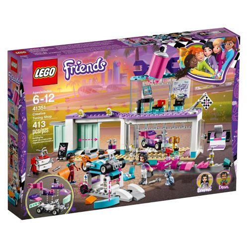 LEGO® Friends Creative Tuning Shop - 41351 Product image