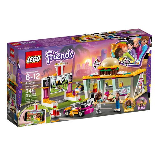 LEGO® Friends Drifting Diner - 41349
