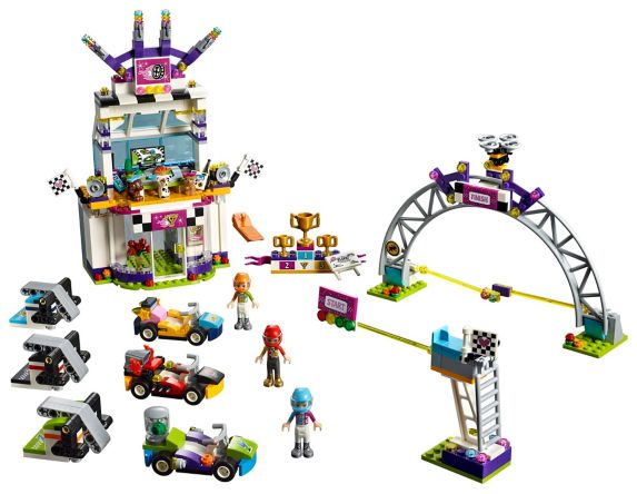 LEGO® Friends The Big Race Day - 41352 Product image