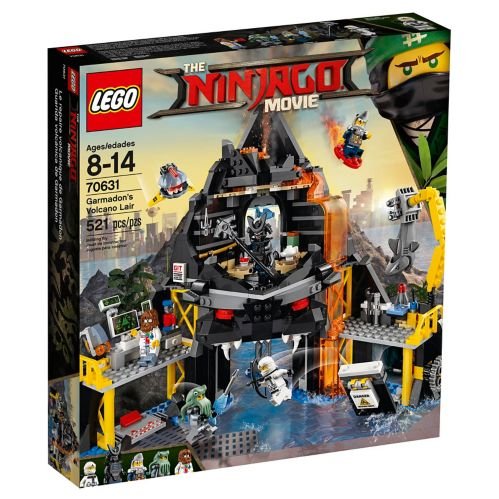 LEGO® Ninjago® Garmadon's Volcano Lair - 70631 Product image