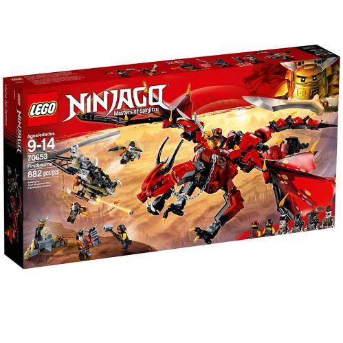 LEGOMD NinjagoMD, Le dragon Firstbourne - 70653