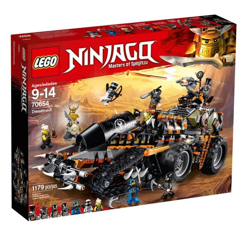 LEGO® Ninjago® Dieselnaut -70654