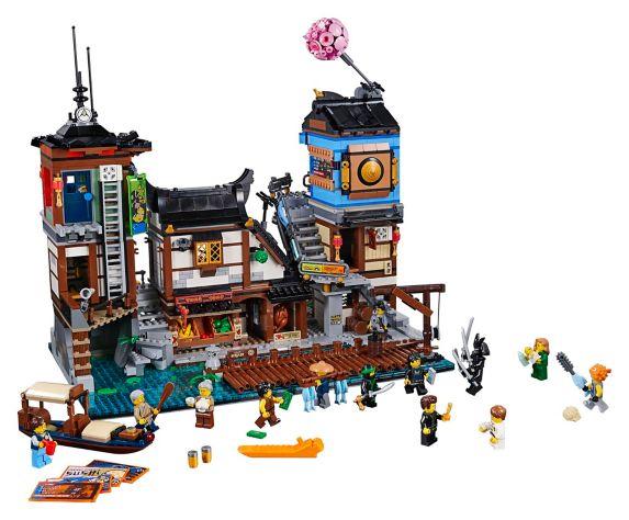 LEGOMD NinjagoMD, Les quais de la ville - 70657 Image de l'article