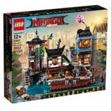LEGOMD NinjagoMD, Les quais de la ville - 70657 | Legonull