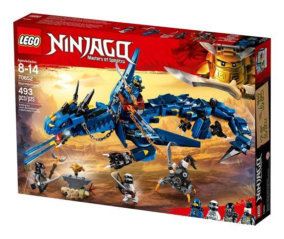 LEGOMD NinjagoMD, Le dragon Stormbringer - 70652 Image de l'article