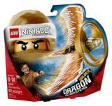 LEGOMD NinjagoMD, Le maître du dragon d'or - 70644 | Legonull