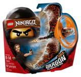 LEGOMD NinjagoMD, Cole - Le maître du dragon - 70645 | Legonull