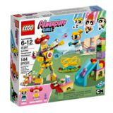 LEGOMD Les Super NanasMC, La bataille de Bulle dans la cour de récréation - 41287 | Legonull