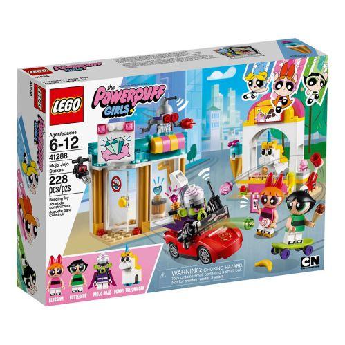 LEGO® The Powerpuff Girls™ Mojo Jojo Strikes - 41288 Product image