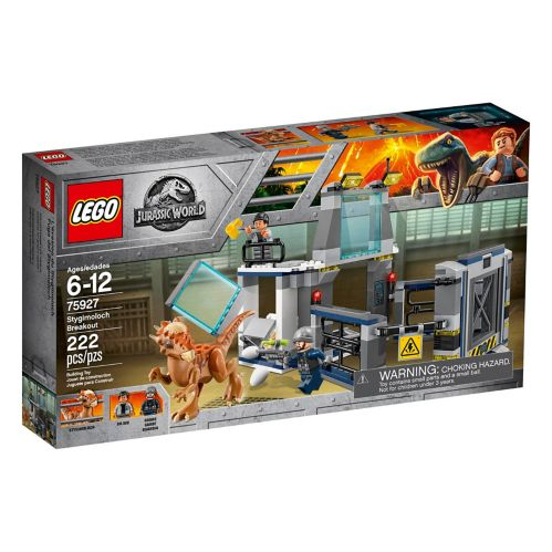L'évasion du Stygimoloch LEGO Jurassic World - 75927