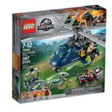 La poursuite en hélicoptère de Blue LEGO Jurassic World - 75928 | Legonull