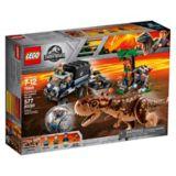 Le Carnotaure et la fuite en gyrosphère LEGO Jurassic World - 75929 | Legonull