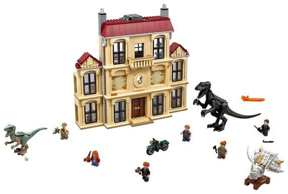 LEGO® Jurassic World™ Indoraptor Rampage at Lockwood Estate - 75930 Product image