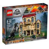 LEGO® Jurassic World™ Indoraptor Rampage at Lockwood Estate - 75930 | Legonull