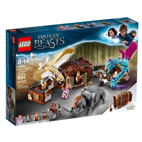 LEGO® Fantastic Beasts™ Newt's Case of Magical Creatures - 75952 Product image