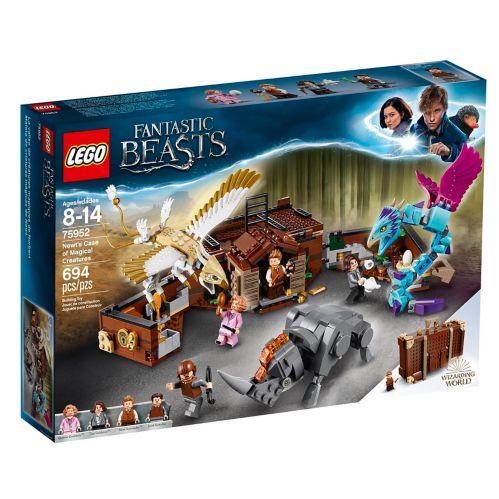 La valise de créatures magiques de Norbert LEGO Fantastic Beasts - 75952 Image de l'article
