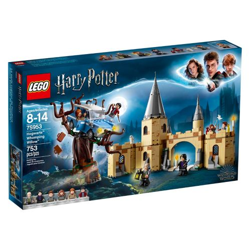 LEGO® Harry Potter™ Hogwarts Whomping Willow™ - 75953 Product image