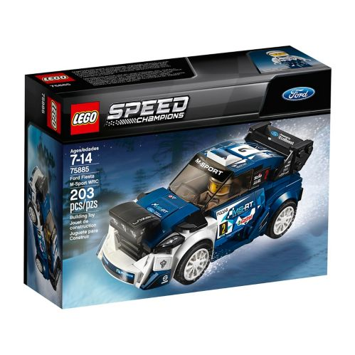 Ford Fiesta M-Sport WRC LEGO Speed Champions - 75885 Image de l'article