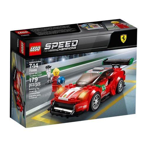 "LEGO® Speed Champions Ferrari 488 GT3 ""Scuderia Corsa"" - 75886 Product image"