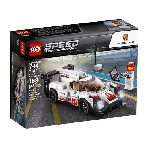 Porsche 919 Hybride LEGO Speed Champions - 75887 Image de l'article