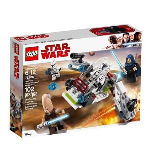 LEGO® Jedi™ & Clone Troopers™ Battle Pack Product image