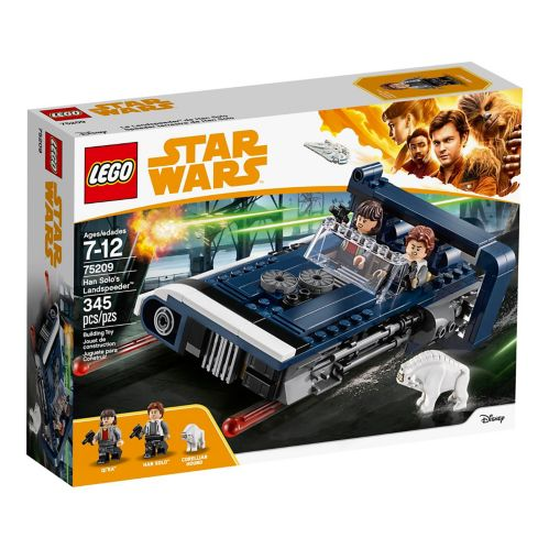 Le Landspeeder de Han Solo LEGOStar Wars - 75209 Image de l'article