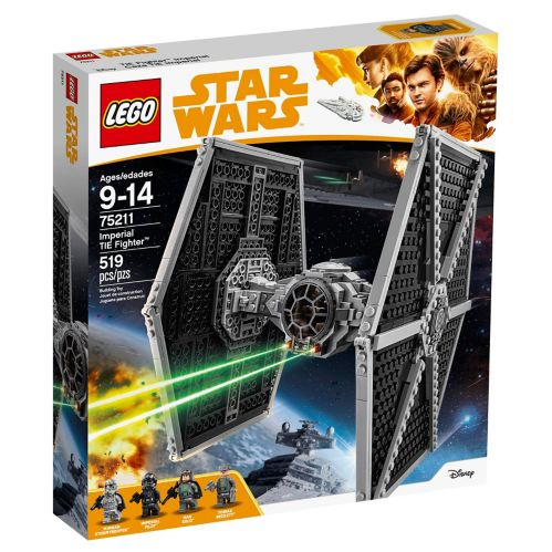 LEGO® Star Wars Imperial TIE Fighter - 75211 Product image