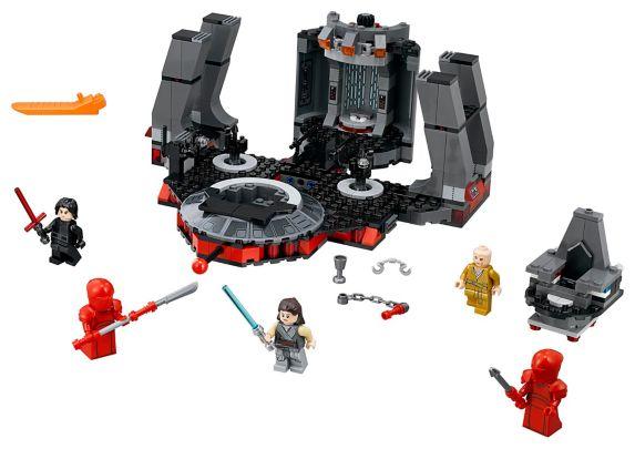 LEGO®Star WarsSnoke's Throne Room - 75216 Product image