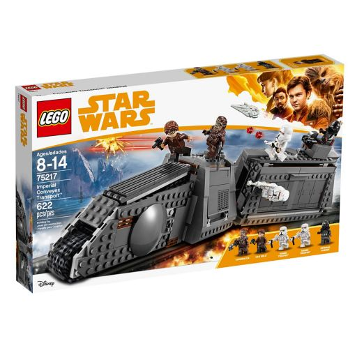 LEGO® Star Wars Imperial Conveyex Transport - 75217 Product image
