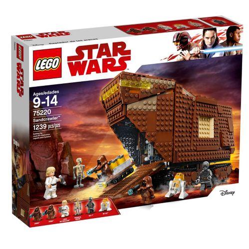 LEGO®Star WarsSandcrawler - 75220 Product image