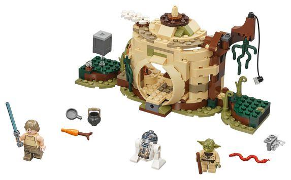 LEGO®Star WarsYoda's Hut - 75208