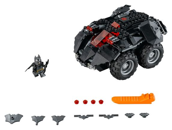 LEGO® DC Super Heroes App-Controlled Batmobile - 76112 Product image