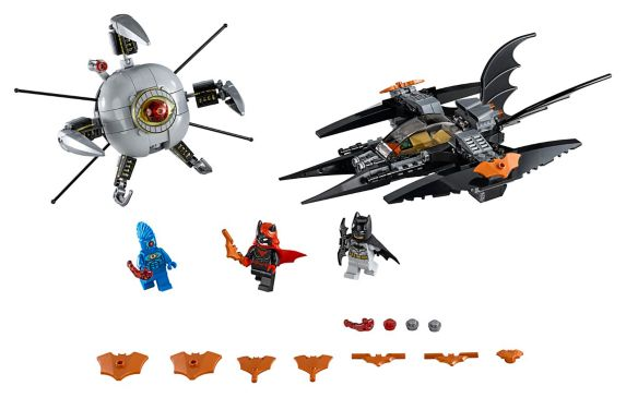 LEGO® DC Super Heroes Batman: Brother Eye Takedown - 761111