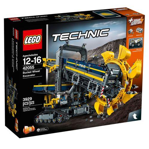 LEGO® Technic Bucket Wheel Excavator - 42055 Product image