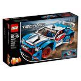 LEGOMD Technic, La voiture de rallye - 42077 | Legonull