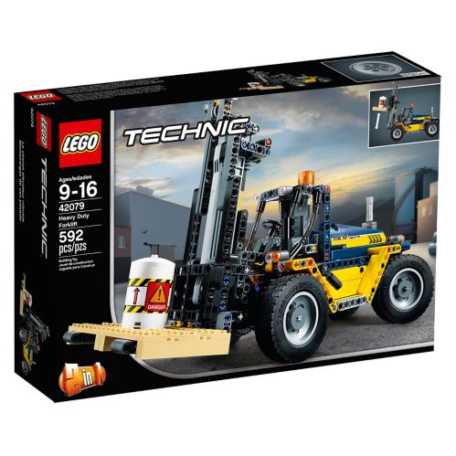 LEGOMD Technic, Le chariot élévateur - 42079 Image de l'article