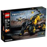 LEGOMD Technic, Le tractopelle Volvo Concept ZEUX - 42081 | Legonull