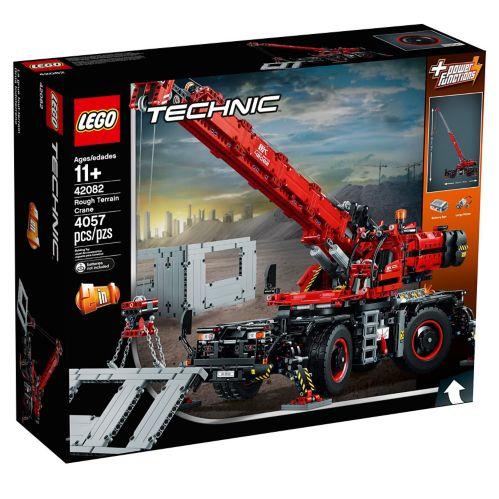 LEGOMD Technic, La grue tout-terrain - 42082 Image de l'article