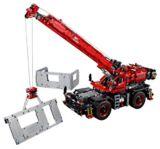 LEGOMD Technic, La grue tout-terrain - 42082 | Legonull