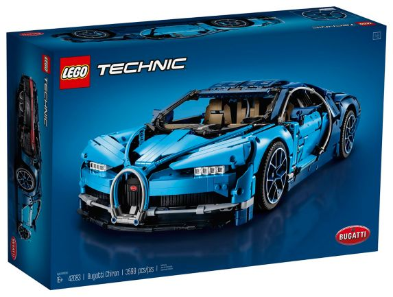 LEGOMD TechnicMC, Bugatti Chiron - 42083
