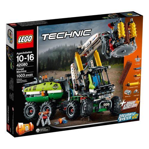 LEGOMD Technic, Le camion forestier - 42080 Image de l'article