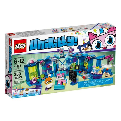 LEGOMD Unikitty!MC, Le laboratoire de Dr FoxMC - 41454 Image de l'article